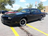 The cleanest and sharpest 87 Monte Carlo SS around. The