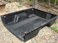 GM bedliner from 2002 S10 short box, excellent