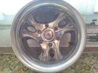 I have for sale a set of american racing rims to my 96