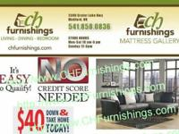 CH Furniture - Serving Southern Oregon for OVER 10