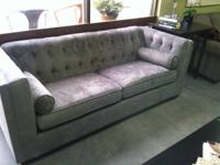 This is a brand name brand-new couch. The loveseat is