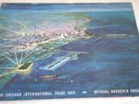 CHICAGO 1961 International Trade Fair Official SOUVENIR