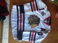 Nice quality blackhawk jersey you will not be