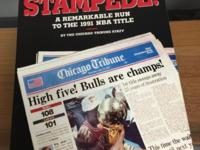 Chicago Bulls Stampede: A Remarkable Run to the 1991