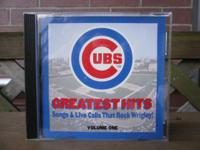 "Chicago Cubs ""Greatest Hits - Songs & Live Calls That"