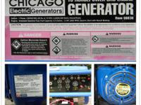 Craftsman 5600 Watt Ac Generator 10 Hp Gentek Engine 8600