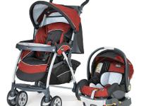 Stay Safer Longer with the Chicco Cortina Travel System