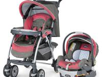 Stay Safer Longer with the KeyFit 30 infant car seat