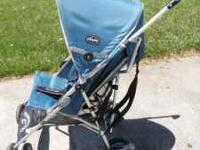 We have a Chicco Capri stroller that was our backup