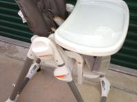 I have a nice highchair for sale, nice colors, very