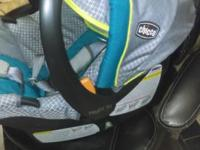 For sale chicco keyfit 30 infant rear-facing carseat.