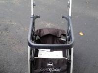 Chicco Keyfit Caddy. Asking 75.00 OBO.  Smokefree /