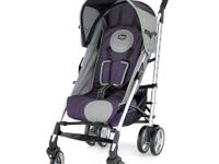 The Chicco Liteway Stroller is a stylish and bold