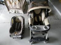 For sale is all of our baby stuff. Clean and smoke free