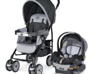 The lightweight and fully-featured Neuvo Travel System