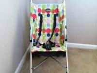 Chicco stroller is in good condition barely