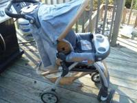 chicco stroller $50  Location: piedmont