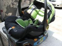 For sale: Baby Stroller and Baby Carrier/Car Seat