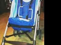 Just purchased this stroller about a week ago at