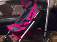 Chicco Strollers, both are in very good condition. Red
