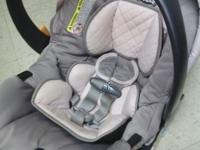 Excellent condition Chicco Stroller and Car seat. Will