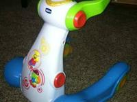 Chicco Ergo Baby Jogging Walker - Very gently used in
