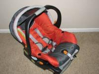 GREAT Car Seat!!! GREAT Price!!!! Clean and well loved.