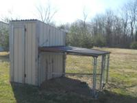 Chicken coop with attached run. $300 firm and you haul
