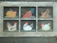 Rustic hen image, I made use of to have my cooking area