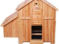While we normally retail these Chicken coop for $250.00
