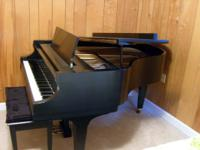 Baby Grand Chickering - American made by Baldwin in
