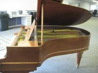 ONE QUARTER GRAND PIANO SCALE 121 FROM CHICKERING &