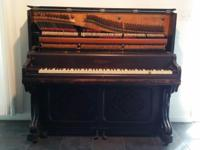 Beautiful, solid & sound Chickering & Sons upright
