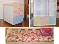 Child's Bedroom Furniture for Sale (bed frame w/ side