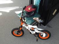 This is a JEEP Brand name Children's Bike. Great for