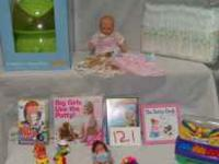 these are a very stronge sets it has a doll also to go