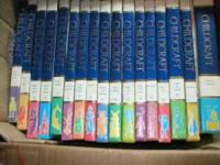 Am selling a Complete Childcraft Set of 15 Books As a