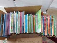 For sale is a lot of Childrens books Many are