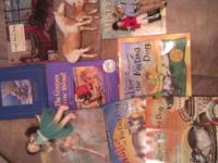 I have the following youngsters's books that are all in