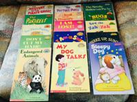 50 various early readers-excellent condition Books from