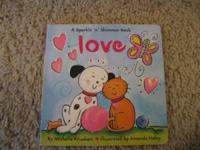 I am selling a children's sparkle & shimmer board book