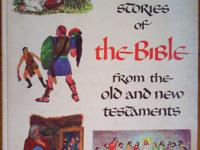 Looking for a children's Bible, illustrated, story book