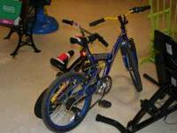 2 children's bikes and 2 youth's bikes: $10-20 Huge