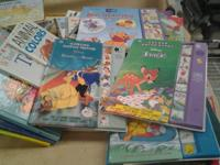 Assortment of Children's Books Only $ 1.00 each Can be