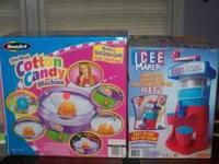 Icee Maker (childrens toy that makes real Icees) for