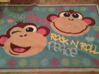 Hi I am marketing a kid location rug for a childs area.