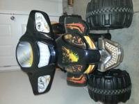I have a ALMOST NEW childrens rechargeable Powerwheel