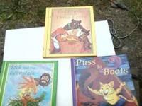 Nice set of books classic childrens stories $3