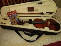 CECILIO CHILDS VIOLIN-1/8