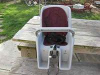 For Sale a Bicycle Childs Seat for the rear of a